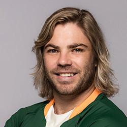 南アフリカ ラグビー デクラーク