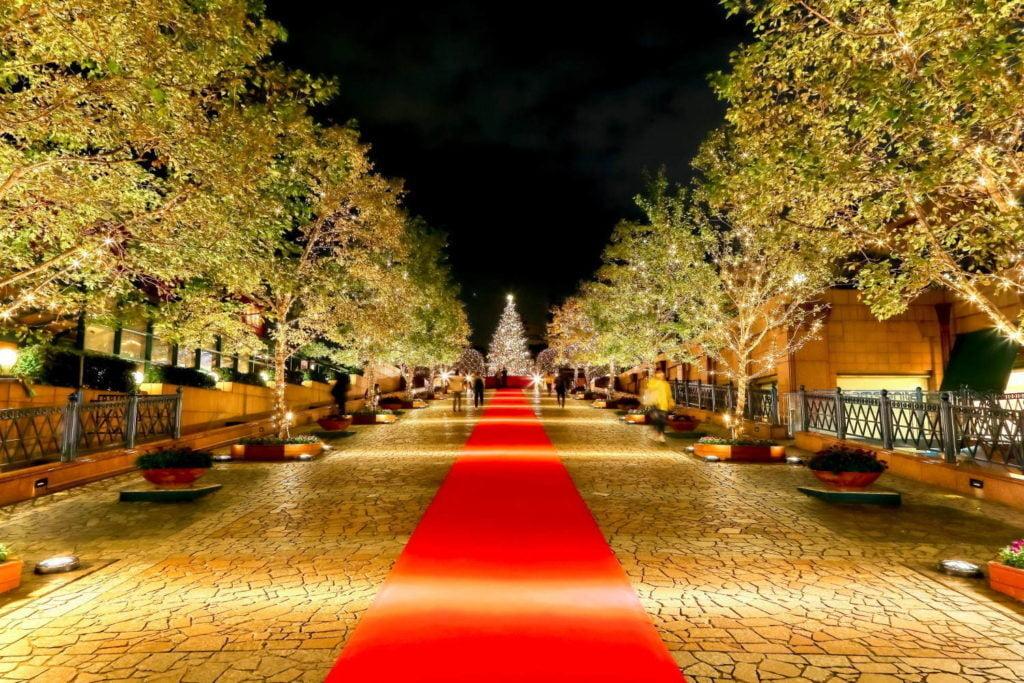 記事タイトル:恵比寿クリスマスマーケット2019の混雑予想!無料の駐車場は?